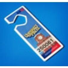 DKS DoorKing 1815-163 Hanging Tag