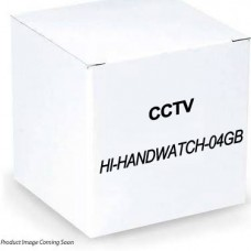 HI-HANDWATCH-04GB Covert camera in a hand watch*