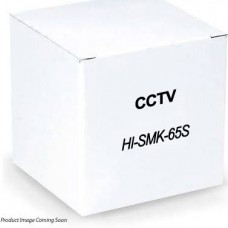 HI-SMK-65S 1/3in CCD * 650TVL * 3.6mm * Smoke Detector