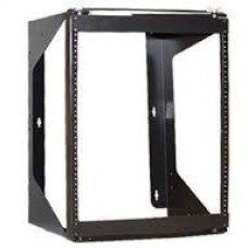 Rack, Wall Mount Swing Frame, 12RMS  ICCMSSFR12