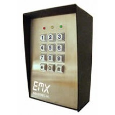 EMX KPX-100 Digital Weather Proof Keypad