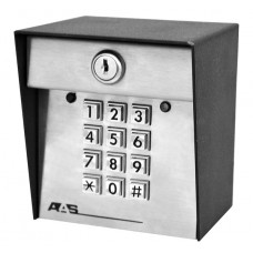 AAS ADV-1000 Advantage DK Digital Keypad Post Mount