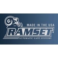 "Ramset 800-83-60  -  V Groove Wheel - 4"" Solid Metal  RAM Accessory"