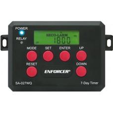 Seco-Larm SA-027WQ Enforcer 7-Day Timer Module