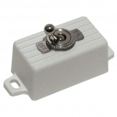 Seco-Larm SS-076Q/SW Toggle Switch White