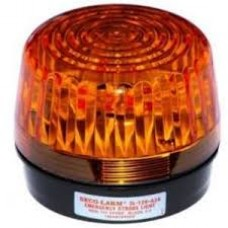 Seco-Larm SL-1301-BAQ/A Enforcer LED Strobe Light (Amber