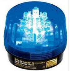 Seco-Larm SL-1301-BAQ/B Enforcer LED Strobe Light (Blue)