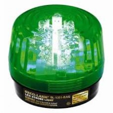 Seco-Larm SL-1301-BAQ/G Enforcer LED Strobe Light (Green)