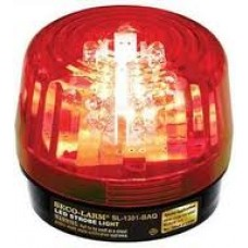 Seco-Larm SL-1301-BAQ/R Enforcer LED Strobe Light (Red)