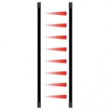 "Seco-Larm E-9660-8B25 Enforcer Curtain Sensors, 8 Beams, 60"""