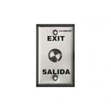 Seco-Larm SD-7204SGEX1Q Enforcer Push-To-Exit Plate, Vandal Resistant