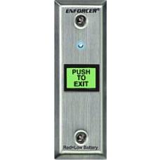 Seco-Larm SD-8103GT-PEQ SIM TO SD 8202GT PEQ BUT W/ Slim Face Plate