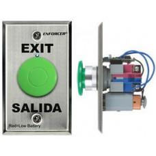 Seco-Larm SD-8201GTPE1Q With Seco-Larm RF Receiver