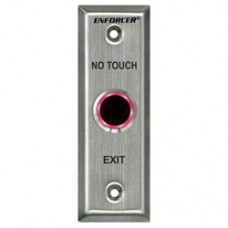 Seco-Larm SD-9163-KSQ Enforcer Slim No Touch Request-to-Exit, Outdoor