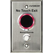 Seco-Larm SD-9263-KSVQ Enforcer No Touch Request-to-Exit Plate Outdoor