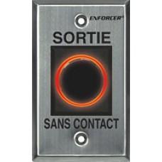 Seco-Larm SD-927PKC-NFQ IR NoTouch RequestToExit Sensor