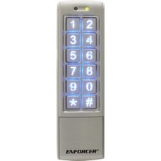 Seco-Larm SK-2323-SPQ Keypad, Mullion-Style with Proximity Reader