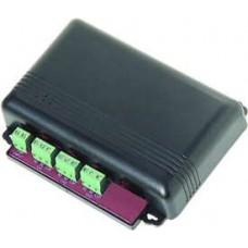 Seco-Larm SK-910R3Q 3-Channel Receiver. 315MHz, 24VDC.