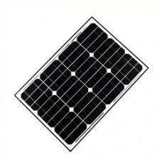 GPI Monocrystalline Solar Panel 40 Watt 12 Volt SP40W12V-AE