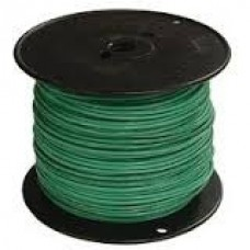 Cross-Linked Polyethylene(XLPE) Loop Wire, Green, 500 feet