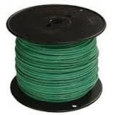 Cross-Linked Polyethylene(XLPE) Loop Wire, Green, 500 feet