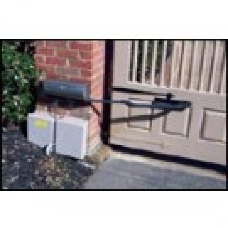 faac usa 390 24vdc master slave swing gate operator. Black Bedroom Furniture Sets. Home Design Ideas